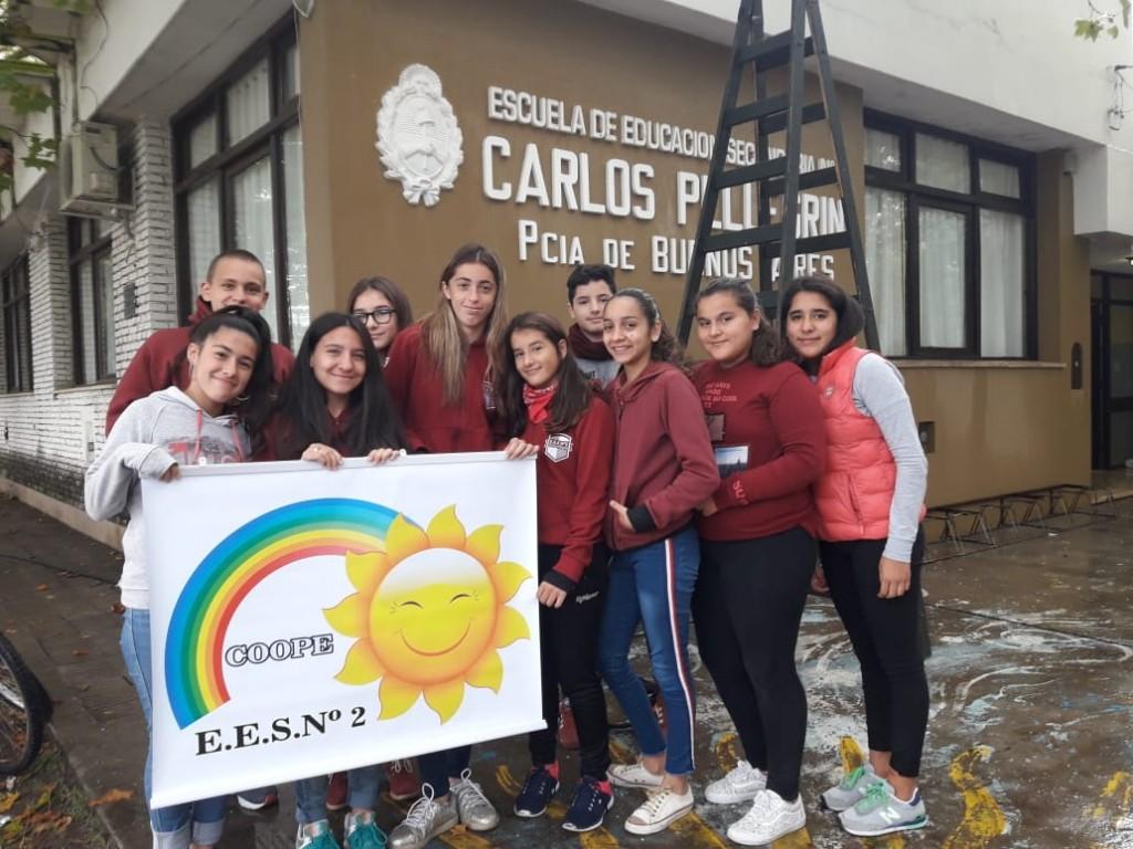 Coopesol, la primera cooperativa escolar en Norberto de la Riestra