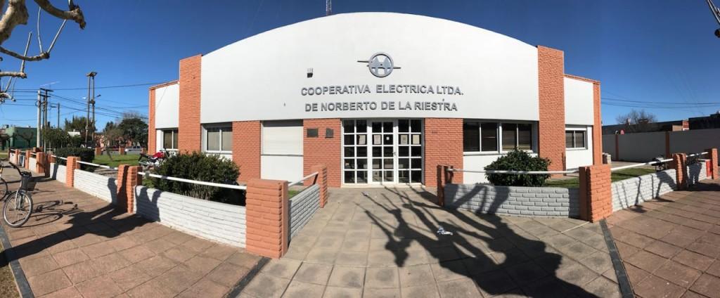 Norberto de la Riestra: la Cooperativa Eléctrica consolida sus servicios.